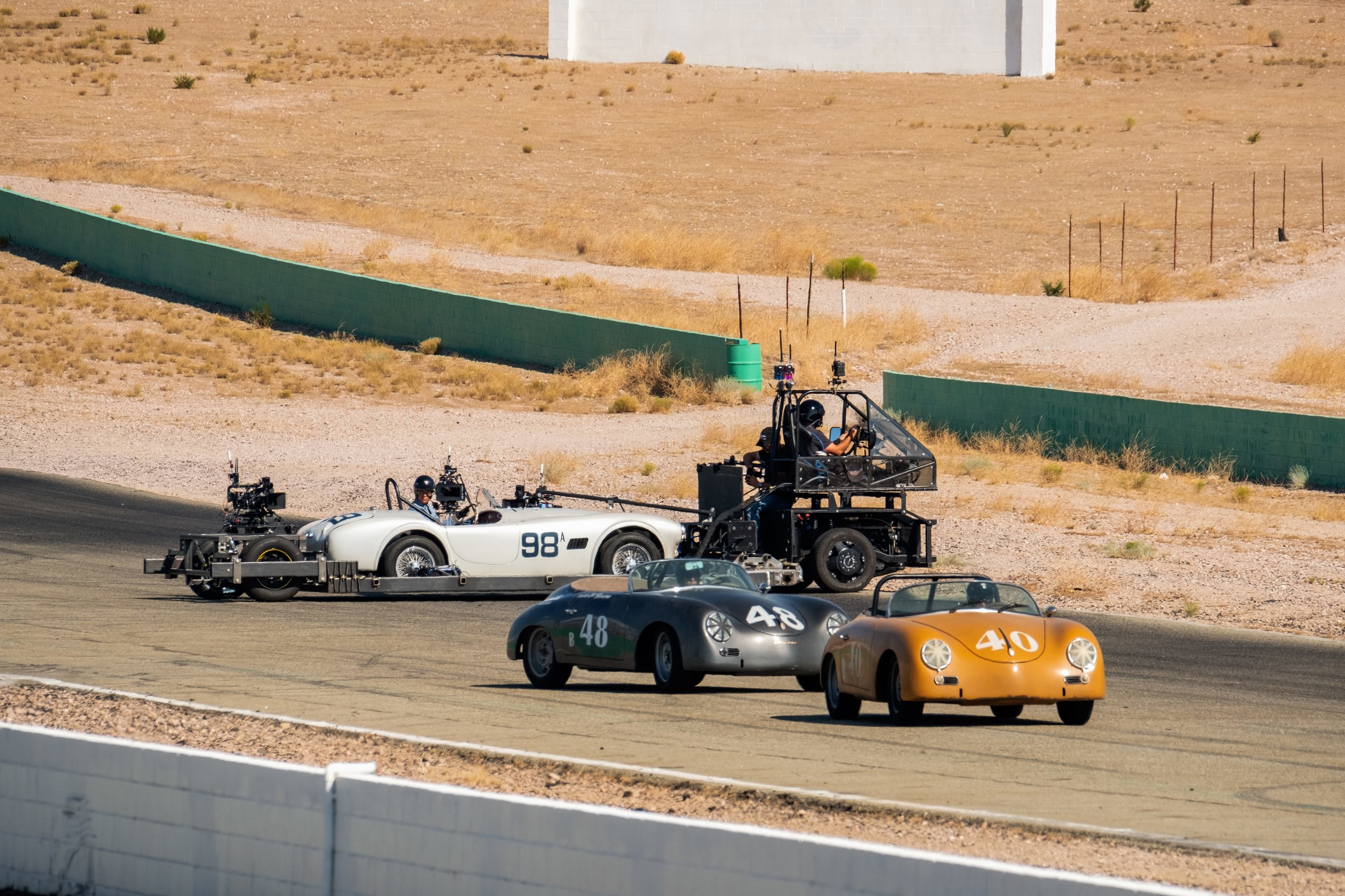 Ford V Ferrari Lap Of Honor The American Society Of Cinematographers