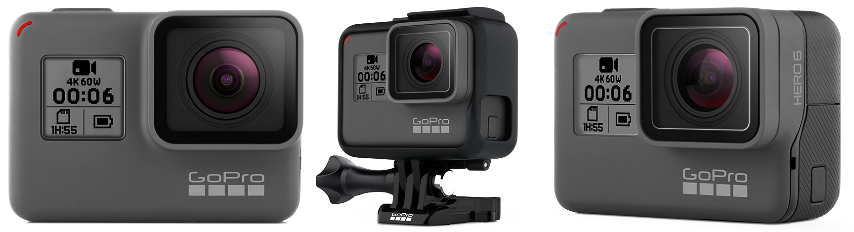 Go Pro Hero6 Featured