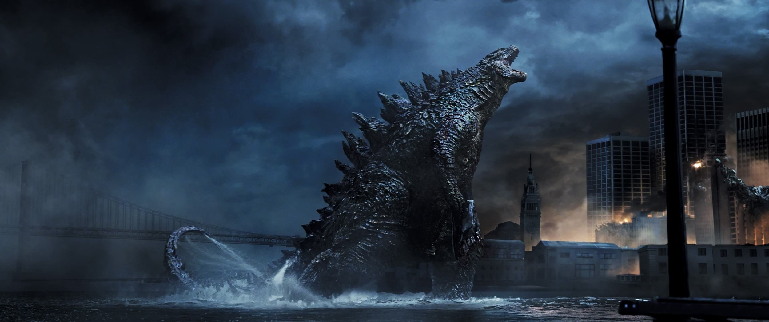 Godzilla 2014 Featured Image