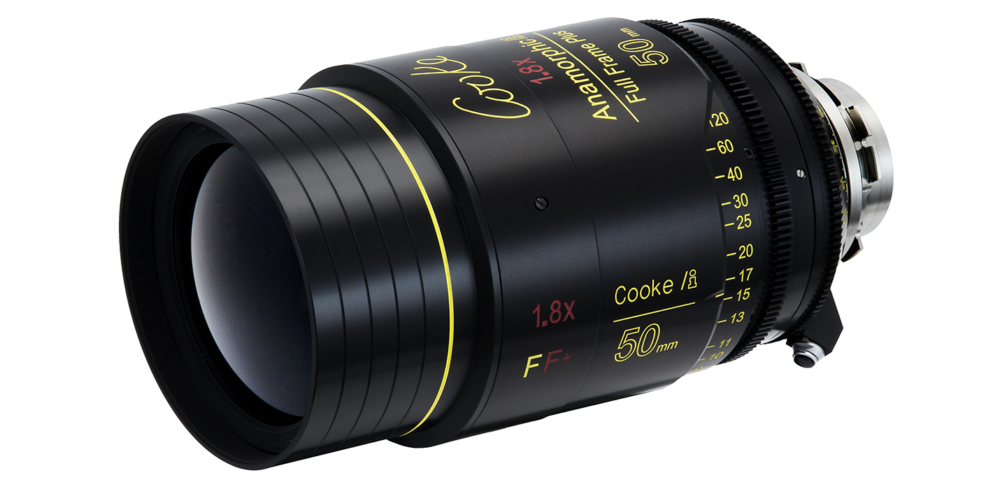 Header Cooke 50Mm Anamorphic I Full Frame Plus Lenses