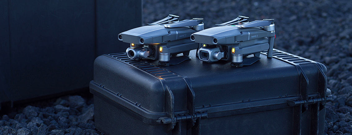 Header Dji Mavic 2 Series Lifestyle