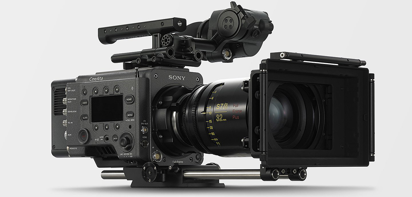 Header Sony Venice Cine Alta Full Frame Camera