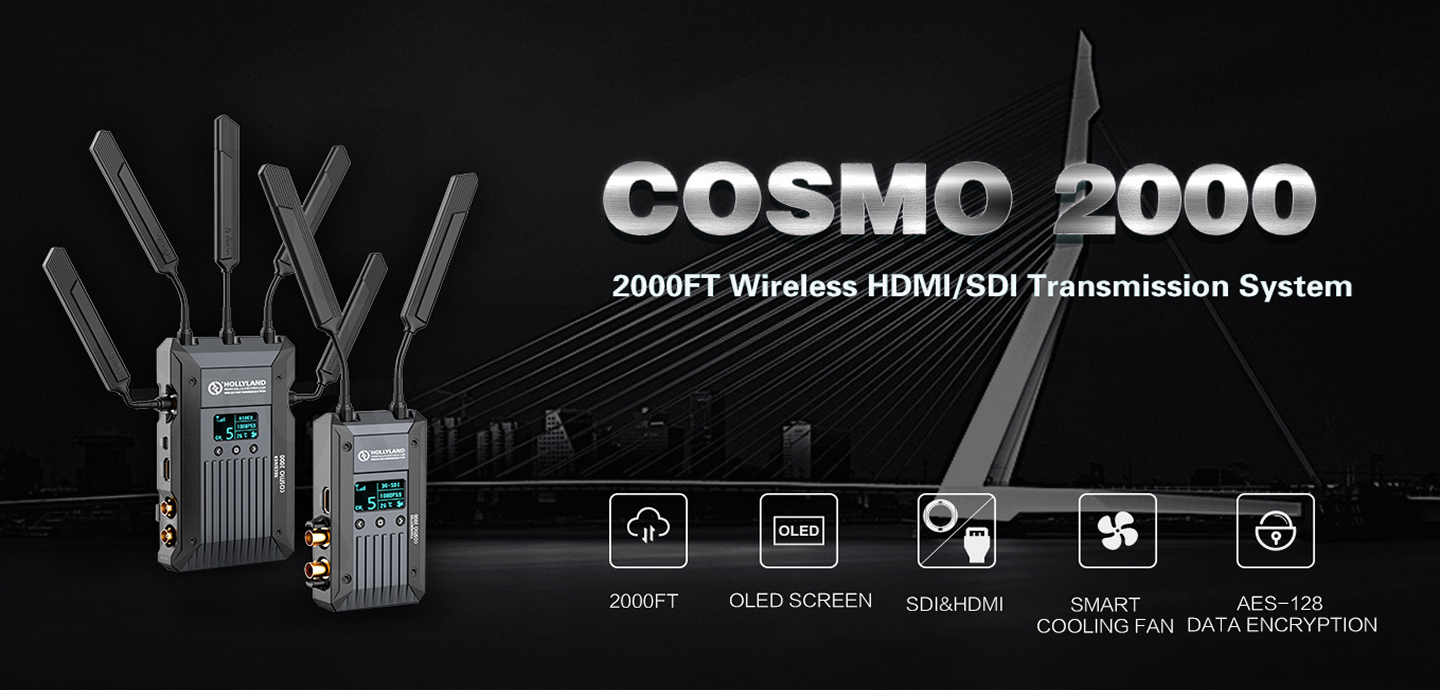 Header Cosmo 2000 Wireless Transmission