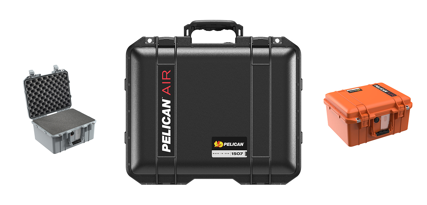 Header Pelican 1507 Air Case Cameras