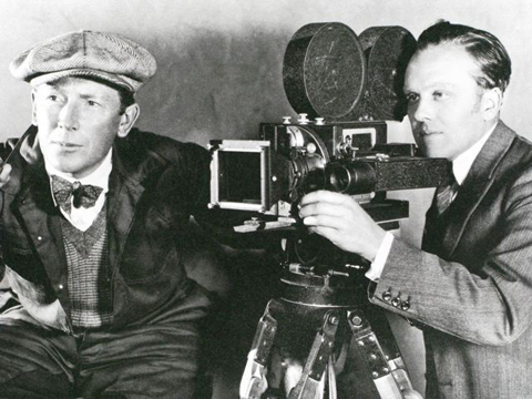 Murnau and Rosher.