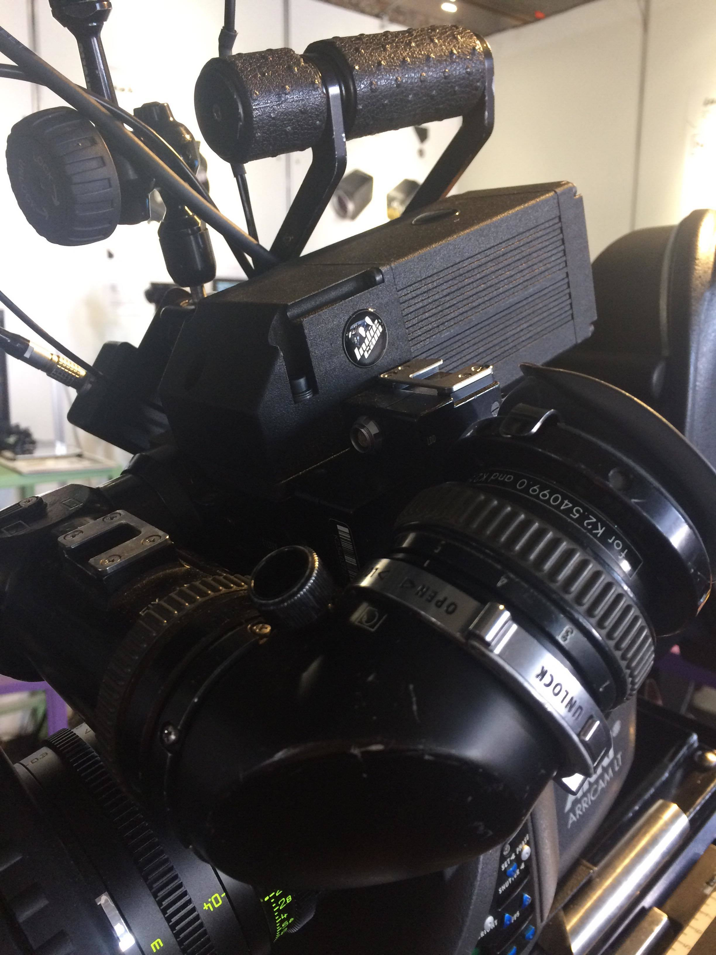Indiecam indieASSIST - The American Society of Cinematographers