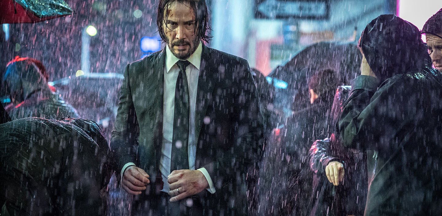 Slayin' in the Rain: John Wick Chapter 3 — Parabellum - The ...