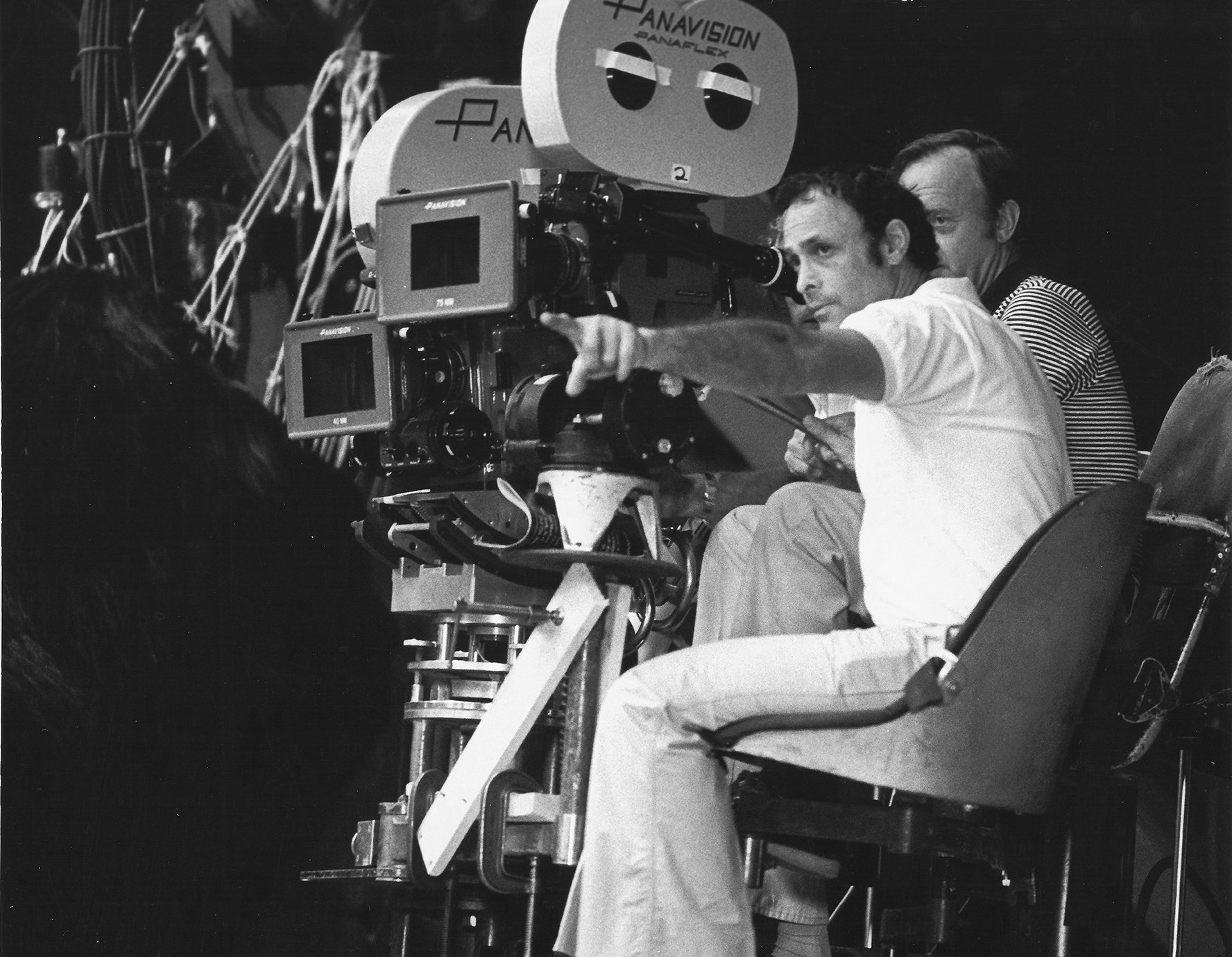 Richard H. Kline, ASC shooting King Kong (1976).