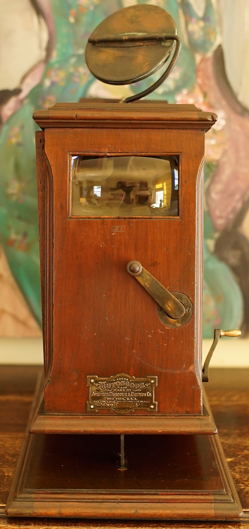 ASC Museum: Mutoscope - The American Society of Cinematographers