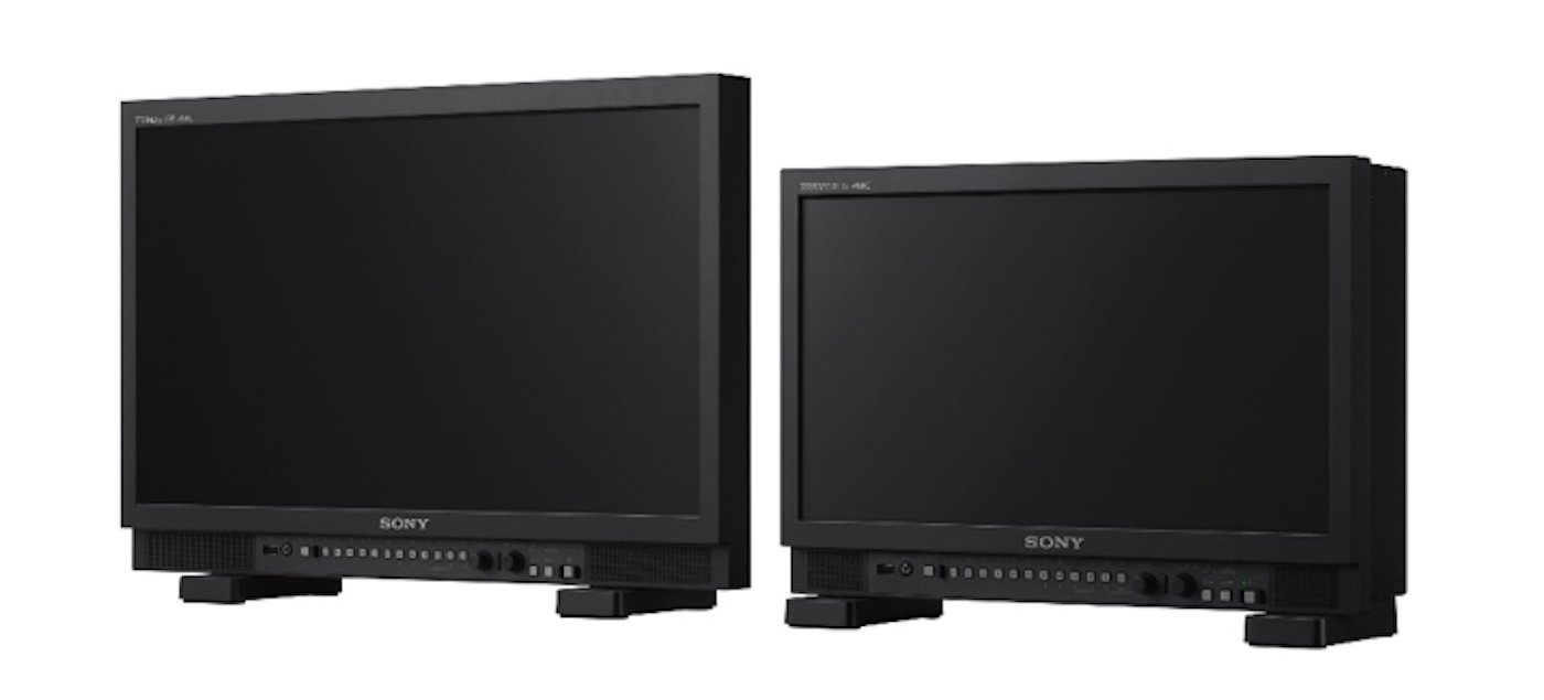 Pvm X2400 Pvmx1800 4 K Hdr Monitors 1 28 20