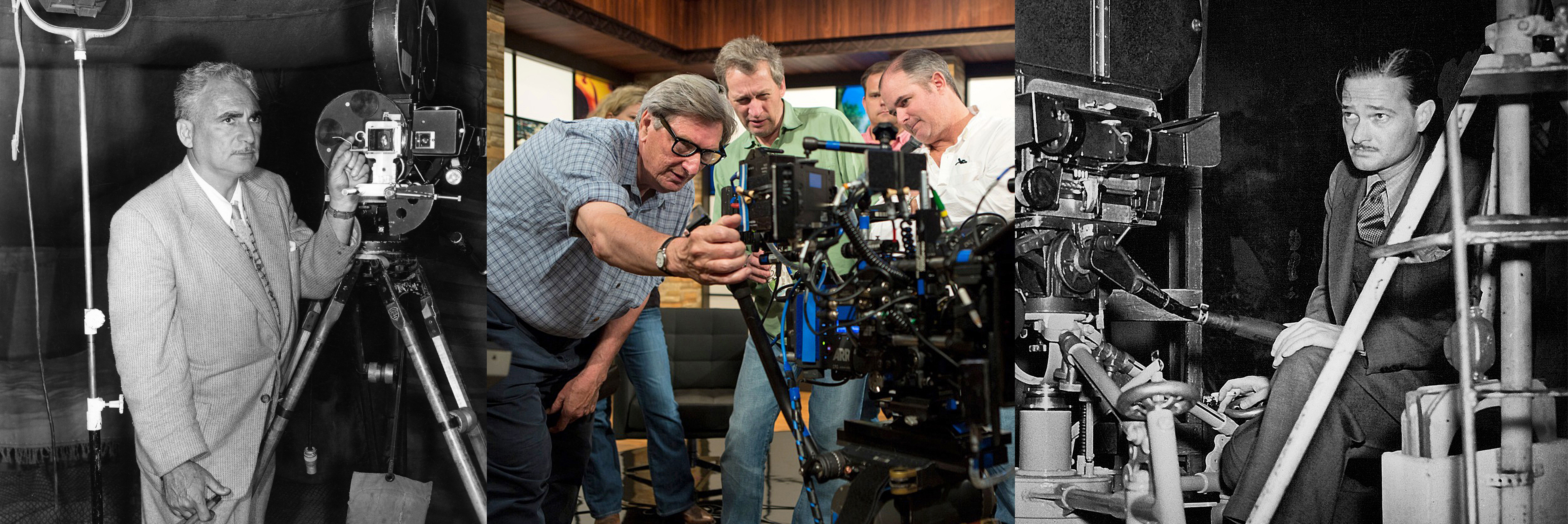 Future of Cinematography: Past as Prologue - The American Society of Cinematographers