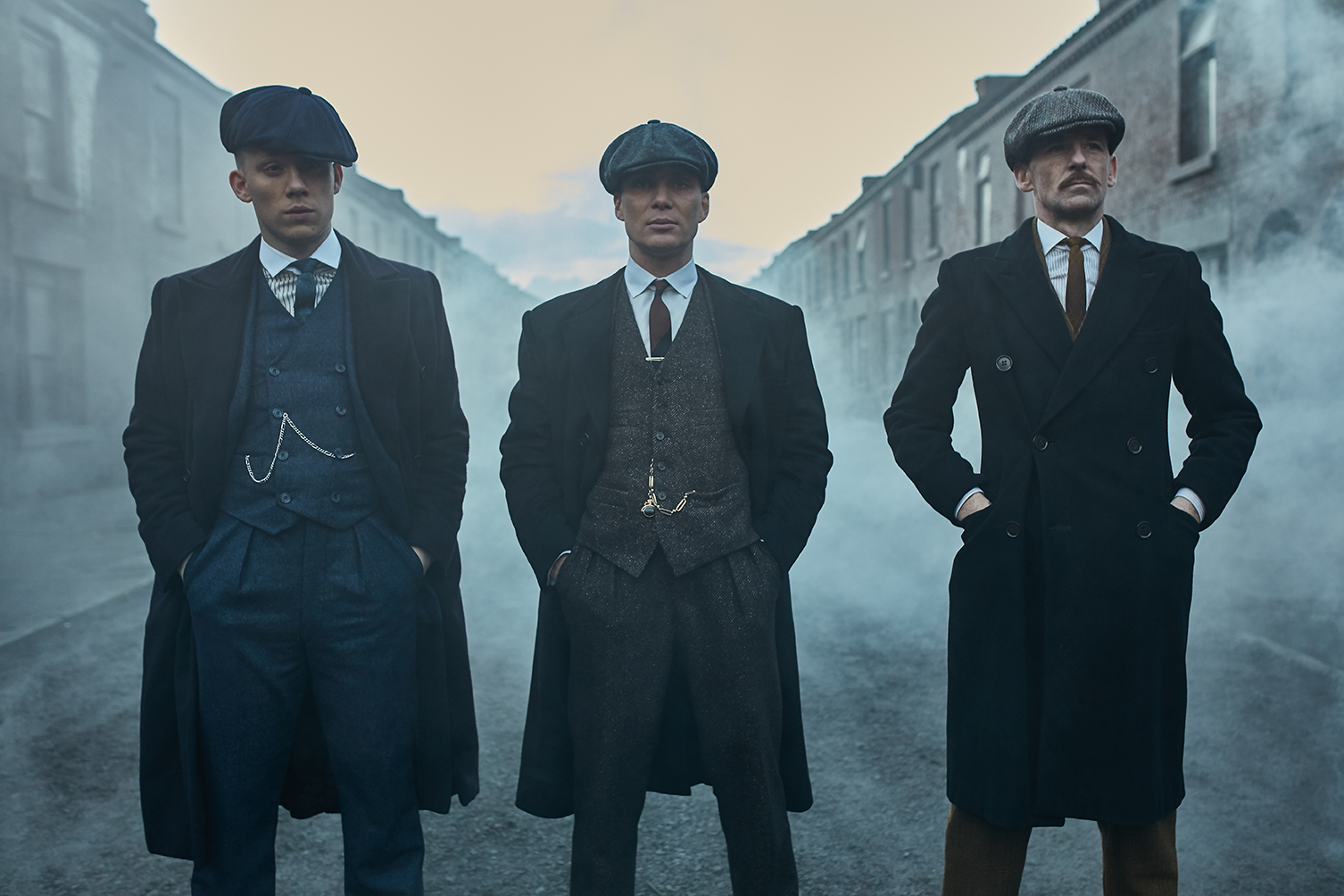 Peaky Blinders: Mean Streets - The American Society of Cinematographers