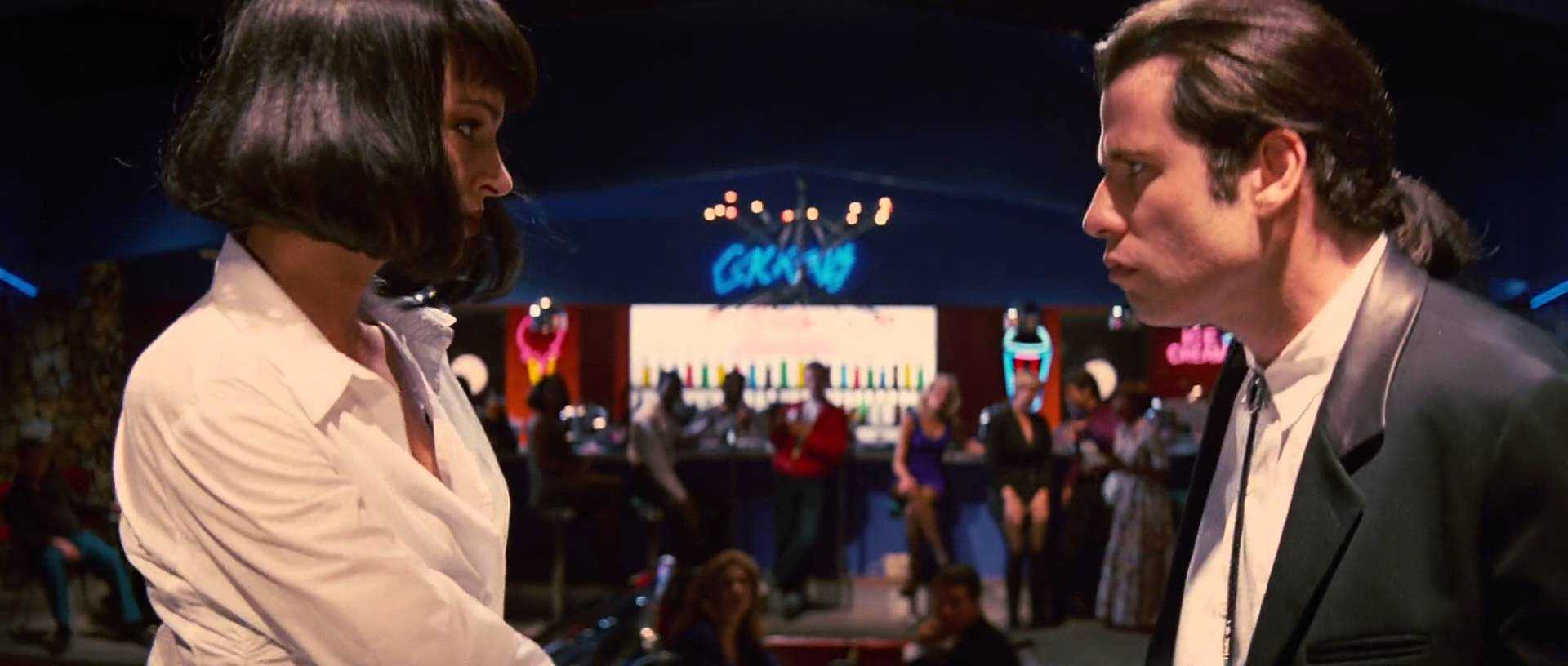 Beyond The Frame Pulp Fiction The American Society Of Cinematographers