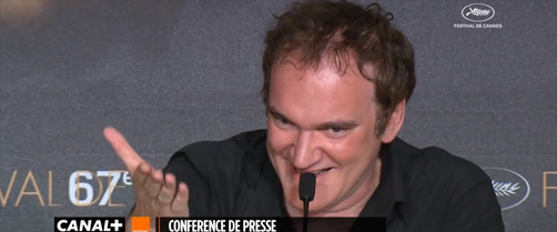 Quentin Tarantino press conference3 -thefilmbook
