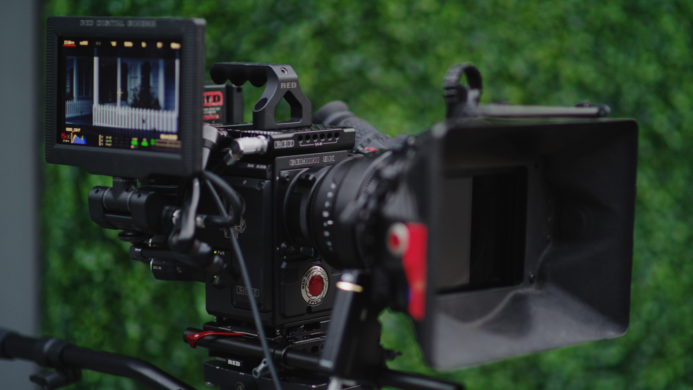 The Red Epic-W with Gemini - The American Society of Cinematographers