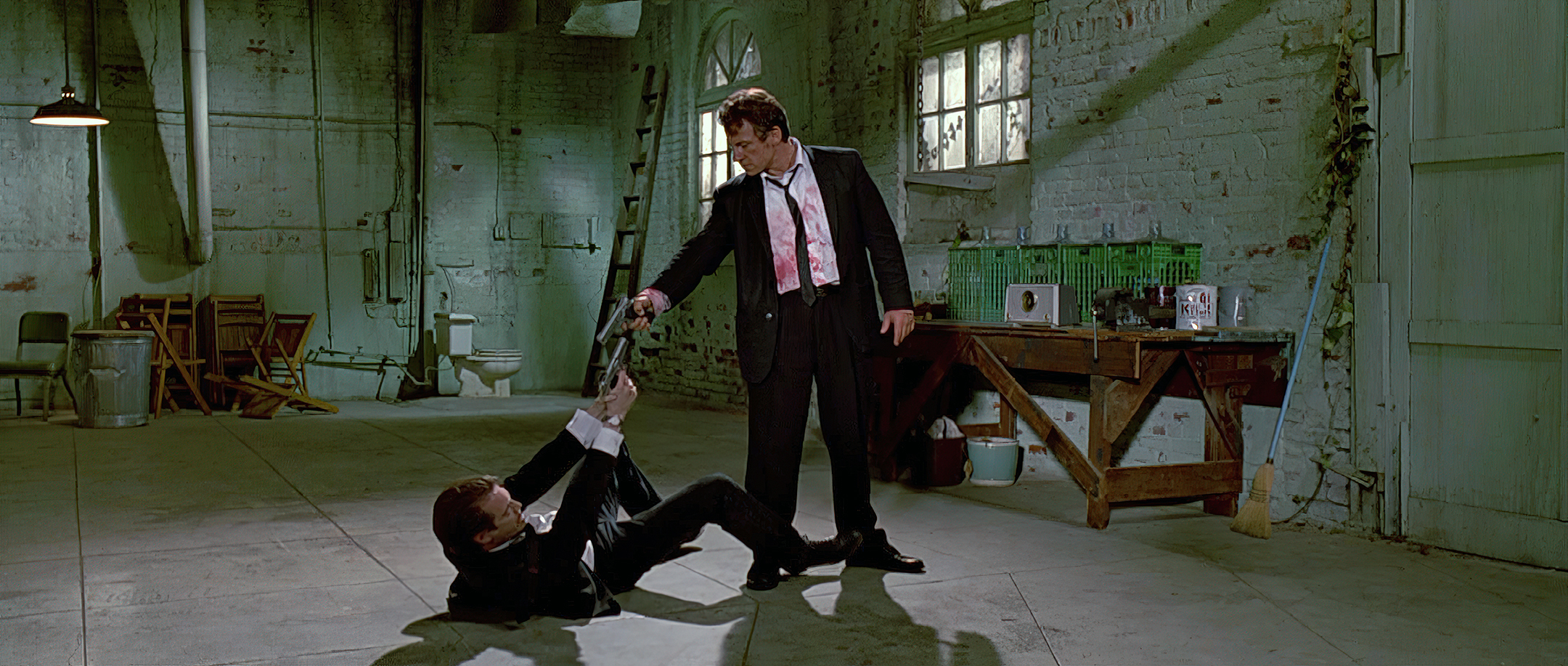 Reservoir Dogs Featured