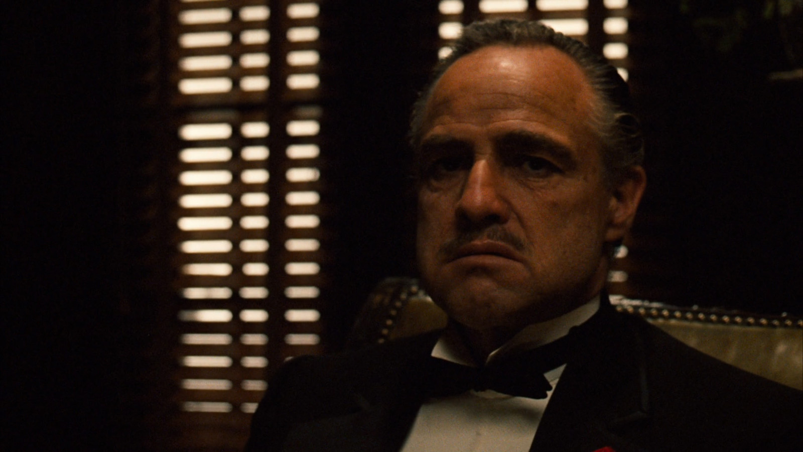 The Godfather played by Marlon Brando -Gordon Willis tribute -thefilmbook
