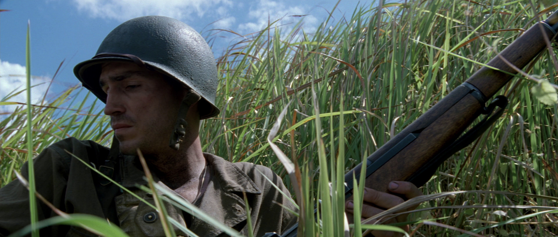 The Thin Red Line Featured