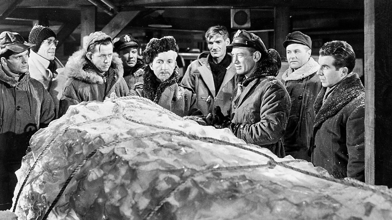 The Thing 1951 Ice Block