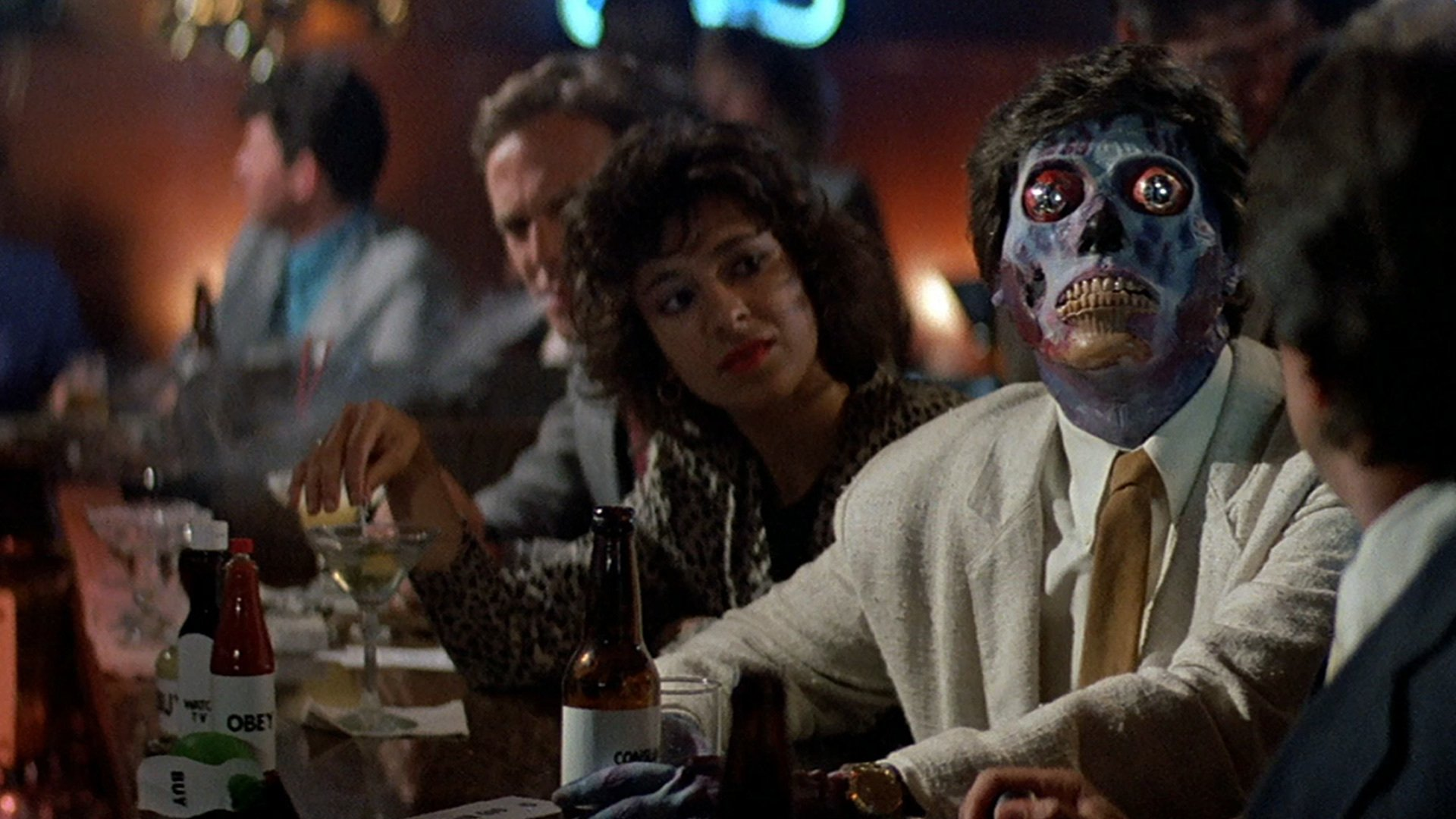 They Live Bar