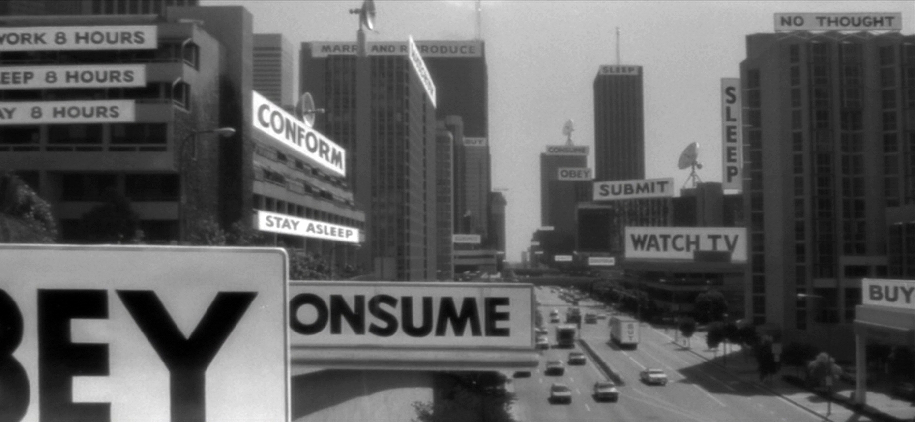 They Live City