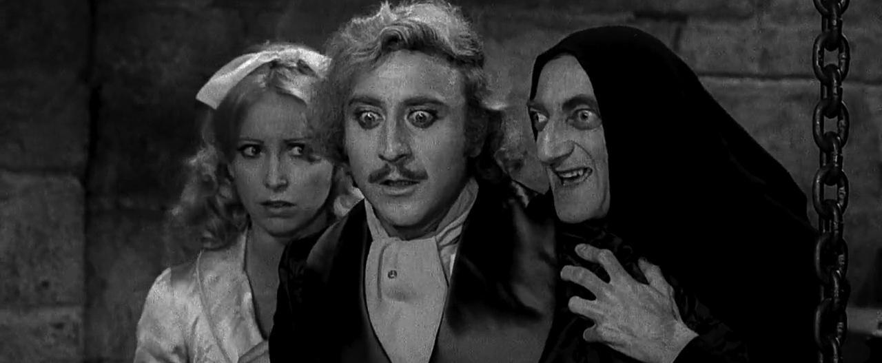 Young Frankenstein Featured