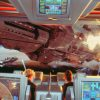 Starship Maneuvers for Starship Troopers