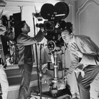 Filming 2001: A Space Odyssey