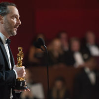 Third in a Row: Emmanuel Lubezki, ASC, AMC, Wins Oscar for The Revenant