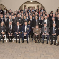 A Happy 100th Birthday Party Held at the ASC Clubhouse