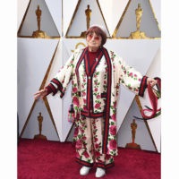 Agnès Varda: At the Oscars