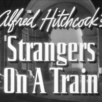Strangers on a Train 1 - Shoes, Script, Auteurs