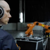 "Short Takes: ""Automatica: Robots Vs. Music"""
