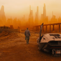 Deakins Honored with BSC Award for Blade Runner 2049