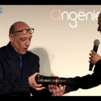 Bruno ExcelLens — Watching Bruno Delbonnel, ASC, AFC Accept his Angénieux Award