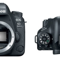 Canon Intros EOS 6D Mark II And EOS SL2 Cameras