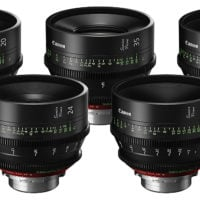 Canon Announces Sumire Prime Lenses