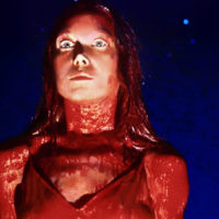 Wrap Shot:Carrie(1976)
