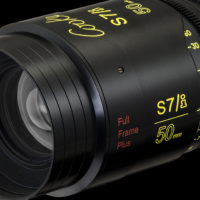 New Cooke S7/i and Panchro/i Classic Lenses