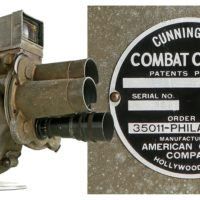 The First Real Combat Camera