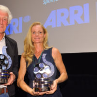 Deakins Receives 2nd Annual Sue Gibson, BSC Cinematography Award