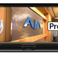 AJA Offers New Solutions, Firmware Updates