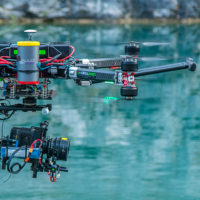 Drone Focus: Learning to Fly