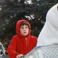 Flashback: Steven Spielberg and E.T. the Extra-Terrestrial