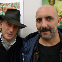 Ed Lachman - Paris art show