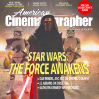 American Cinematographer Spotlights Star Wars