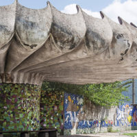 Relics of a Lost Era: Christopher Herwig and Soviet Bus Stops