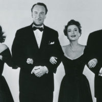 All About Eve and A Little About Joseph L. Mankiewicz