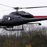 Up in the Air with Helicopter Film Services
