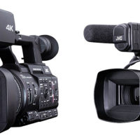 JVC's 500 Series Connected Cams